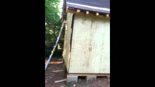 Gambrel Roof, Barn Roof, Shed Update 2