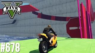 INDOOR BIKE PARKOUR 17 MINUTEN CHALLENGE! (+DOWNLOAD) | GTA 5 - CUSTOM MAP RENNEN(Wie versprochen gibt es heute die 2te Zeitchallenge. Diesmal ein harter Motorrad Parkour! ▻Kanal von LPmitKev: http://goo.gl/swAFB0 ▭▭▭▭ Social Media ..., 2017-02-10T13:00:00.000Z)
