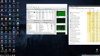 Yüksek CPU kullanımı çözüm | oyunda ani fps düşüşü