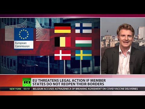 Disunited Europe | EU threatens legal action if member nations don't reopen their borders