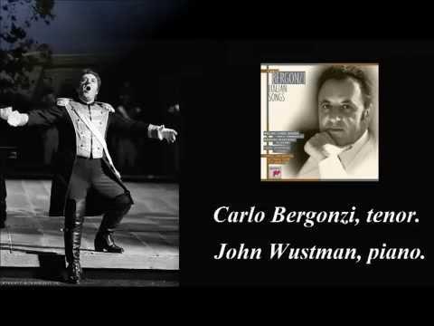 Carlo Bergonzi. Lolita.  (Buzzi-Peccia)