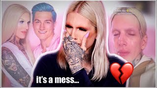 the REAL reason why jeffree star & nate BROKE UP!