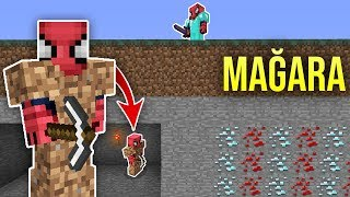 ZENGİN VS FAKİR ÖRÜMCEK ADAM #50 - Fakir Gizemli Mağarada (Minecraft)