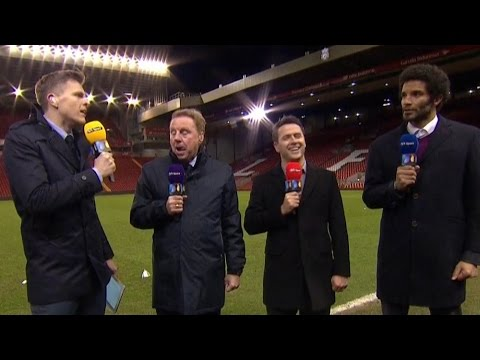 Jake Humphrey Jokes That David James Wasn't A Goalkeeper - BT Banter
