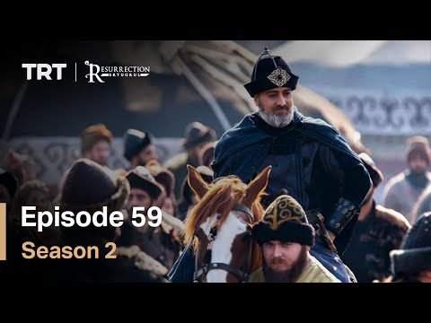 Resurrection Ertugrul - Season 2 Episode 59 (English Subtitles)