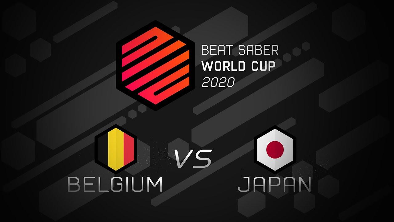 Beat Saber World Cup | Belgium vs Japan | Losers Round 2