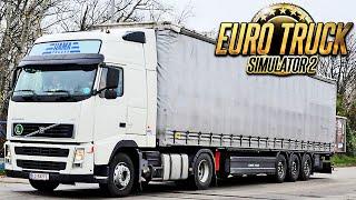 Caminhão SEM CONTROLE - Euro Truck Simulador 2