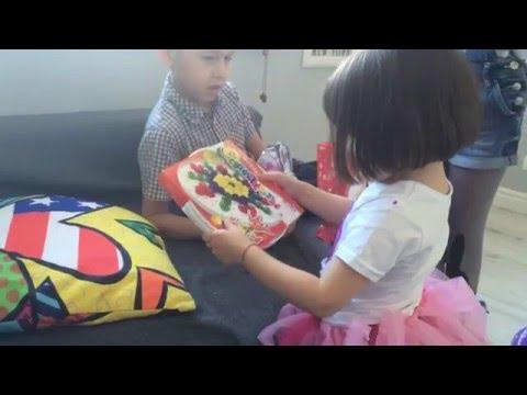 Детский День Рождения!!! Подарки, программа, подготовка, праздник! Даше 3 года.