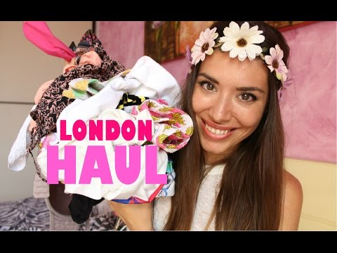 London HAUL Summer 2015! - Primark, TOP SHOP, Camden, Accessorize, MUA, Harry Potter...