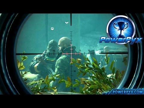 Sniper Ghost Warrior 3 - Triple Kill Trophy / Achievement Guide