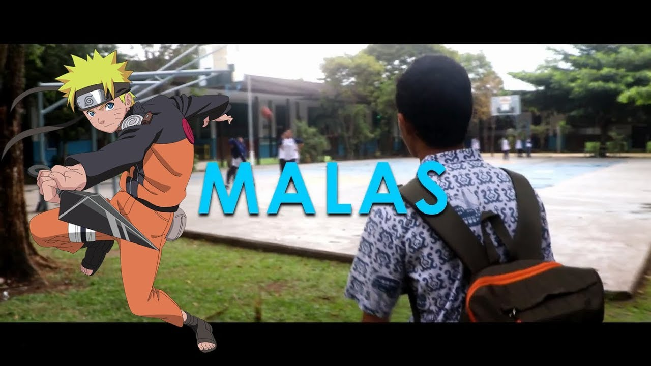 What If Malas Sebuah Film Pendek Had An Anime Opening