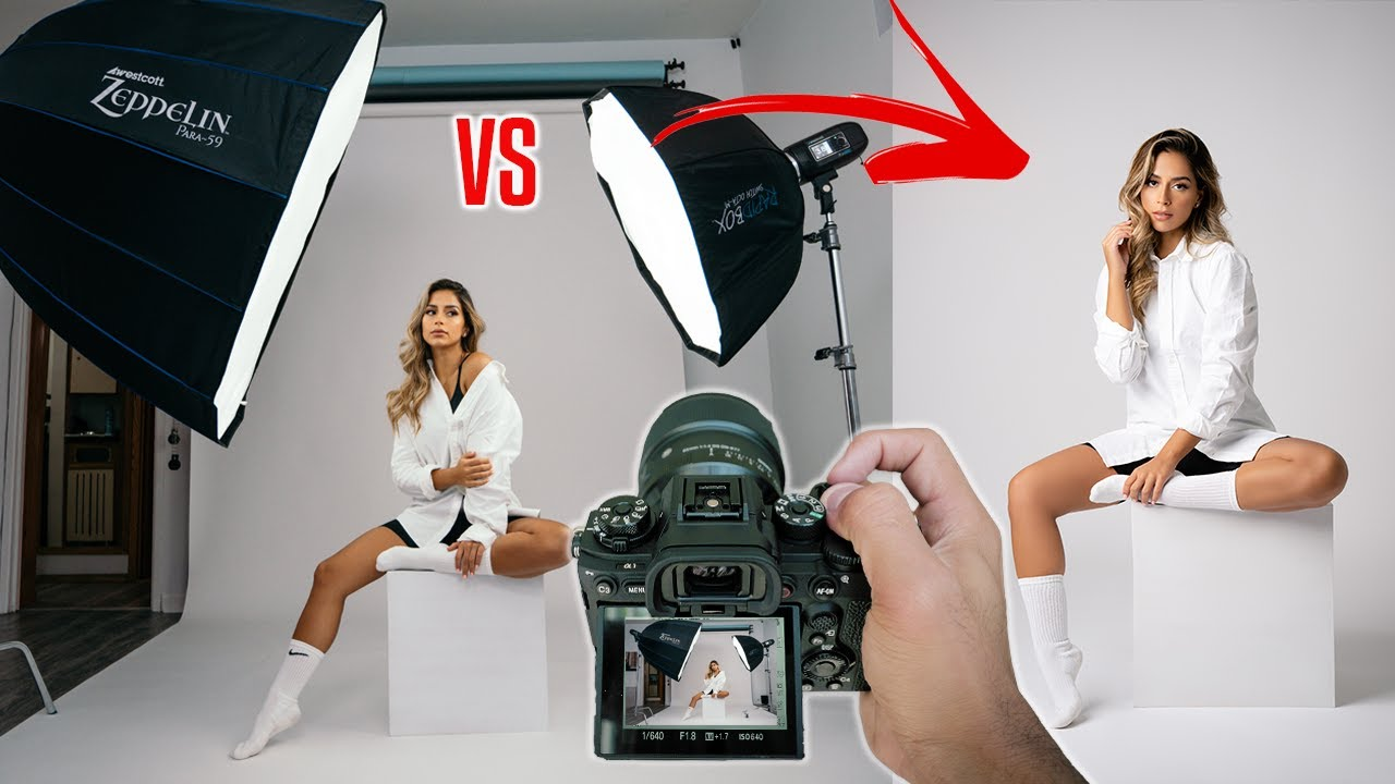 Download Does size REALLY matter? 59inch vs 36inch Softbox Comparison