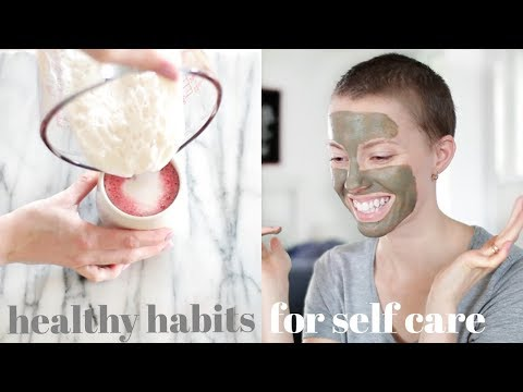 10 Healthy Habits For SELF CARE - YouTube