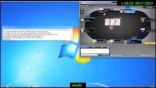 Texas Holdem Online Poker Bot
