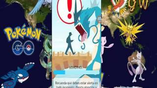 Pokemon Go!   Locacion Falsa (GPS) Sin mensaje de error (Root)   Fake GPS  Android Without error