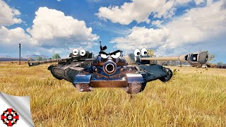 World of Tanks - TOP PLAYS! #15 (WoT Epic Gameplay)