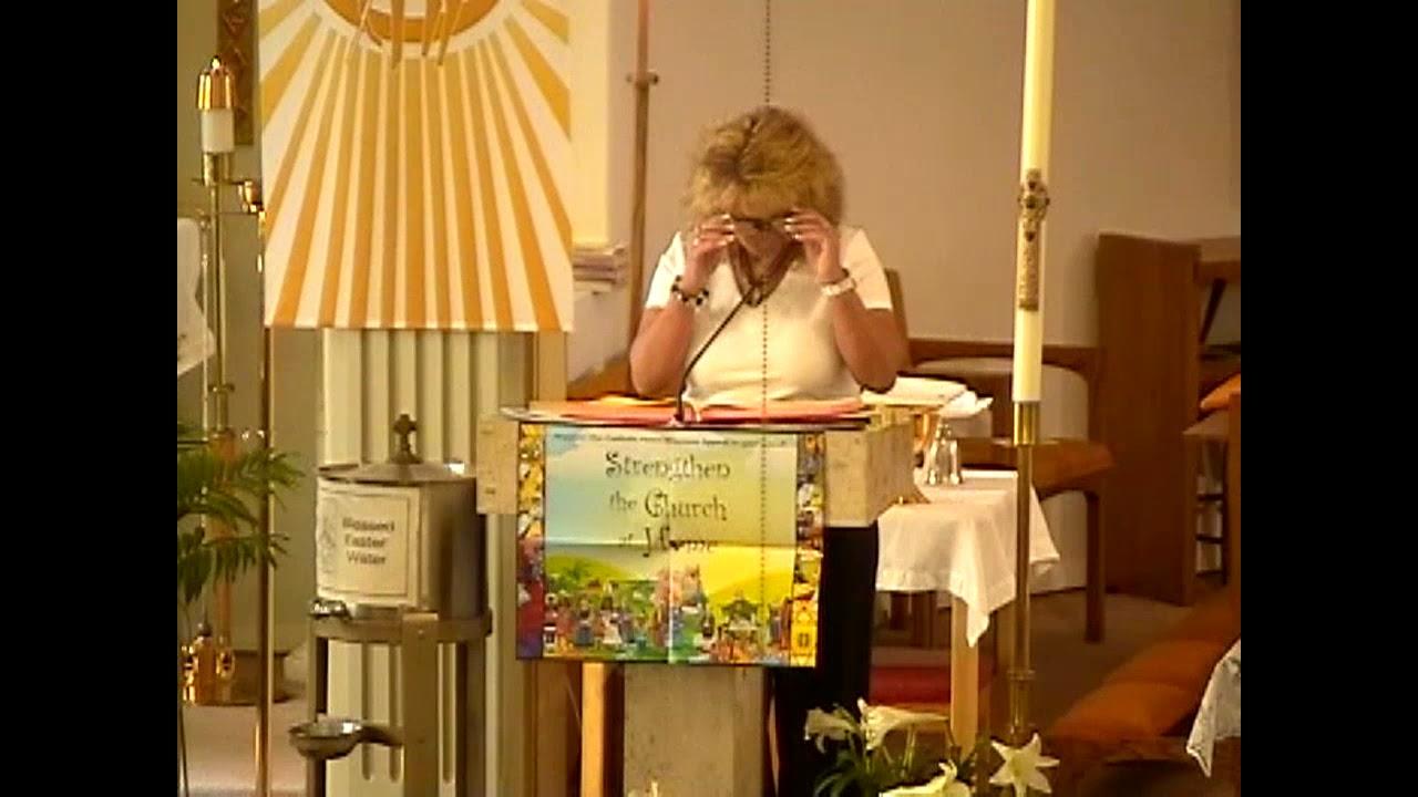 St. Ann's Mass  2-24-10