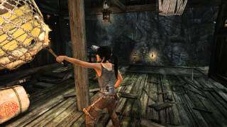 Lets Play Tomb Raider [9] Evil Chicken
