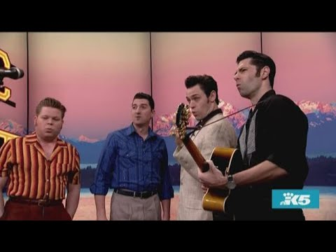 Village Theater's 'Million Dollar Quartet' Brings Musical Icons Back To Life - New Day Northwest
