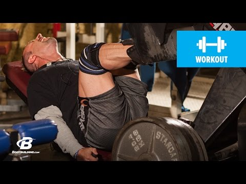 Leg Workout from Hell | Kris Gethin