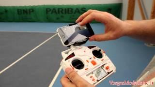 Drone MJX RC X300C  ( VosgesModelisme.fr )