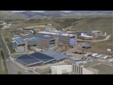 National Renewable Energy Lab (NREL) Tour, Golden Colorado