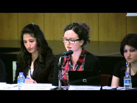3rd Undergraduate Conference on Anglo - American Literature Panel C2