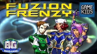 Fuzion Frenzy Gameplay W/ Special Guest Hannah - Bro Gaming