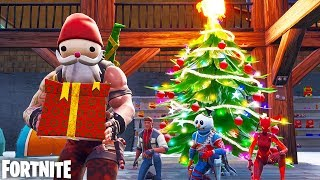 THE SECRET TO CELEBRATE *THE CHRISTMAS IN FORTNITE* PANCHITO CLAUS 🎅