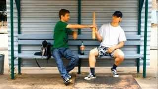 Экстремальный бейсбол по-белорусски (extreme baseball) muse