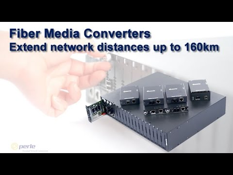 Fiber to Ethernet Media Converter   Copper to Fiber Converters
