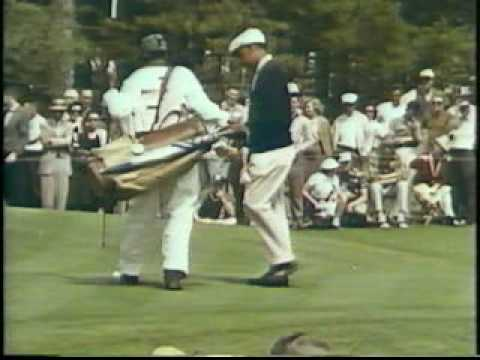 1960 Masters Tournament Winner Arnold Palmer Rare Full Movie (Part 4)