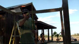 How to build a Sukkah - Succot 2011 Thumbnail