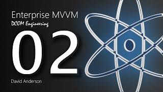 WPF Enterprise MVVM Session 2: Adding Data and Business Layers using Entity Framework