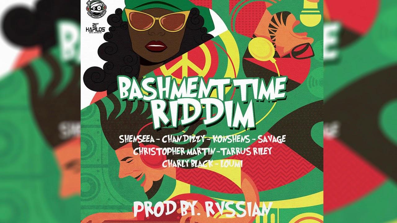Bashment Time Riddim ▷FEB 2018 ▷Konshens,Charly Black