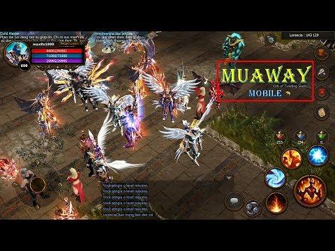 Mu Mobile Online Season 2 Trên Điện Thoại Android 100% Như Mu PC