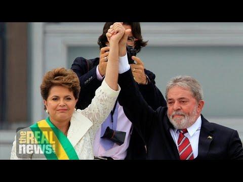 Lula Joins President's Cabinet in Brazil, Avoiding Arrest