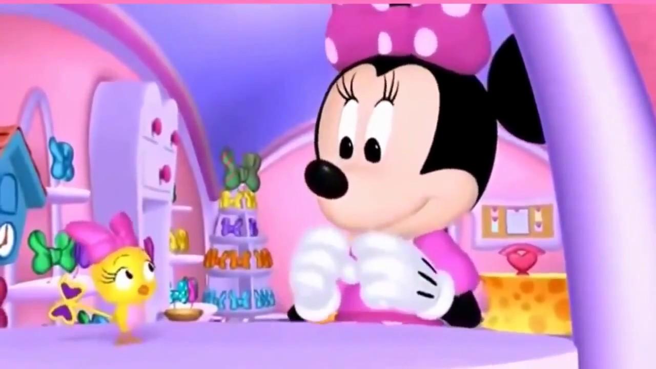 La Boutique De Minnie La Maison De Mickey En Francais Compilation 8 Youtube