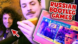MORE Bootleg Russian Games!