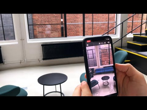 AR product visualization with ZapWorks - World tracking interior design tutorial - Part 2 thumbnail