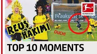Top 10 Moments January 2019 - Reus Celebration & Dortmund vs. Bayern Title Race