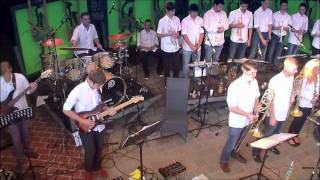BORG Big Band 2011 - Gonna fly now