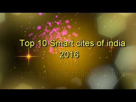 10 smart Cities of india