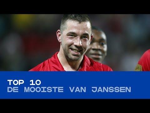 TOP 10 | De mooiste goals van Theo Janssen