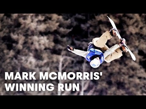 Mark McMorris' winning run | Burton US Open 2018 - Slopestyle