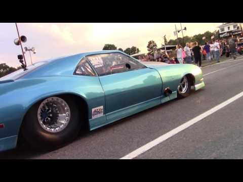 Daddy Dave vs Andy Jensen- Beaver Springs Dragway July 1st- Mid Atlantic Street Outlaws