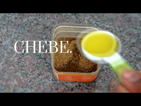 CHEBE COMMENT FAIRE LA PÂTE + APPLICATION | BANTU FRO