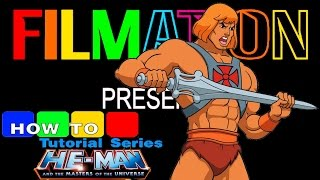 WWE 2K15 West Coast Caws How to make He-man CAW part 2