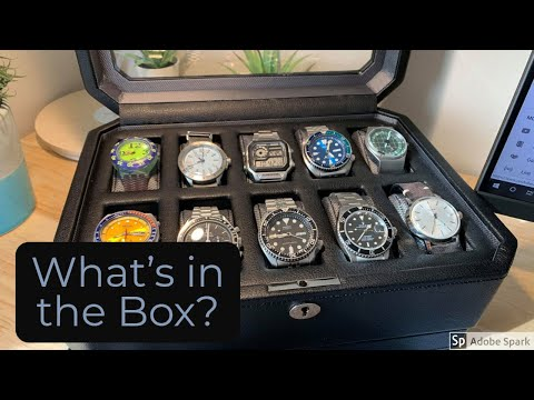 What's In The Watch Box? State Of The Collection 2019