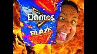 DORITOS® Blaze Chips Review!